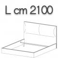 Ribbon RLE20 - L 2100 P 2110 H 1100