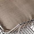 Cuscino seta Dehli marrone - +231,00€