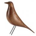 Eames House Bird noce con vernice trasparente - 255,00€
