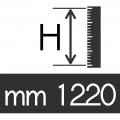 COMPOSIZIONI VERTICALI H 1220