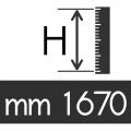 COMPOSIZIONI VERTICALI H 1670
