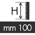 BASAMENTO H 100