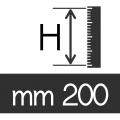 BASAMENTO H 200