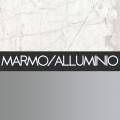 Piano marmo - struttura alluminio - 6.593,00€