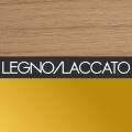 Piano legno - struttura laccata lucida - 5.656,00€