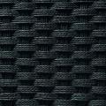 Intreccio in corda di cellulosa nera