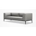 9M206 Divano L 203 P 89 H 71,5 (cm) - cuscino sedile unico