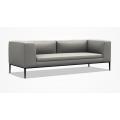 9M226_1 Divano L 223 P 89 H 71,5 (cm) - cuscino sedile unico