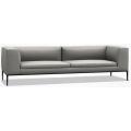 9M256 Divano L 253 P 89 H 71,5 (cm) - cuscino sedile doppio