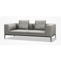 M226_2 Divano L 223 P 104 H 71,5 (cm) - cuscino sedile doppio
