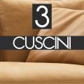 n°3 Cuscini cm 60 x 60  - 2.013,00€