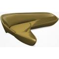 MS288S - divano L 288 P 200 H 85 (cm)