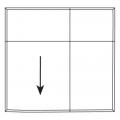 B2P Pouf terminale-angolare - (cm) L 116 P 111 H 38