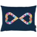 Double Heart 2, blu - 184,00€